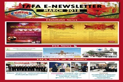 TAFA Newsletter no.3