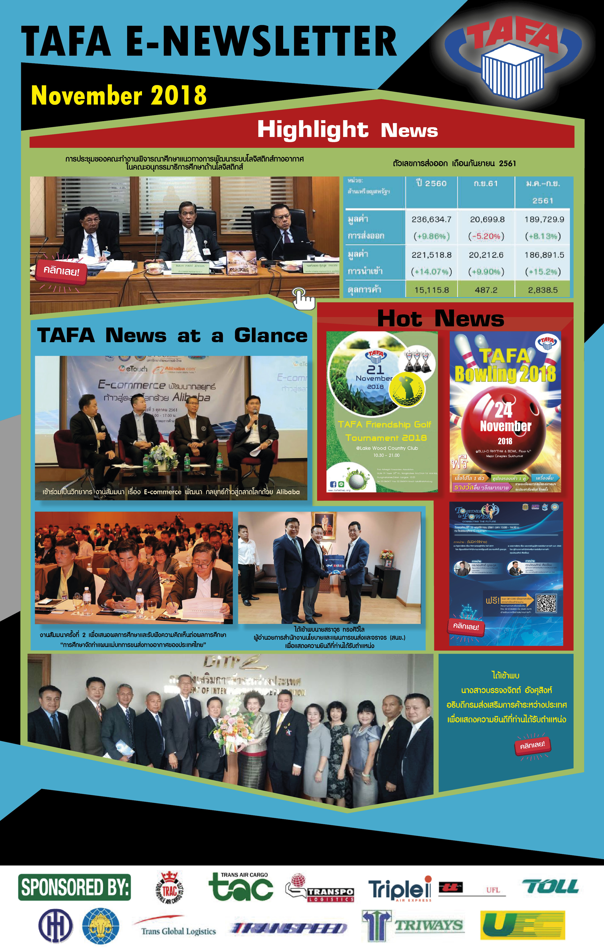 TAFA Newsletter no.11