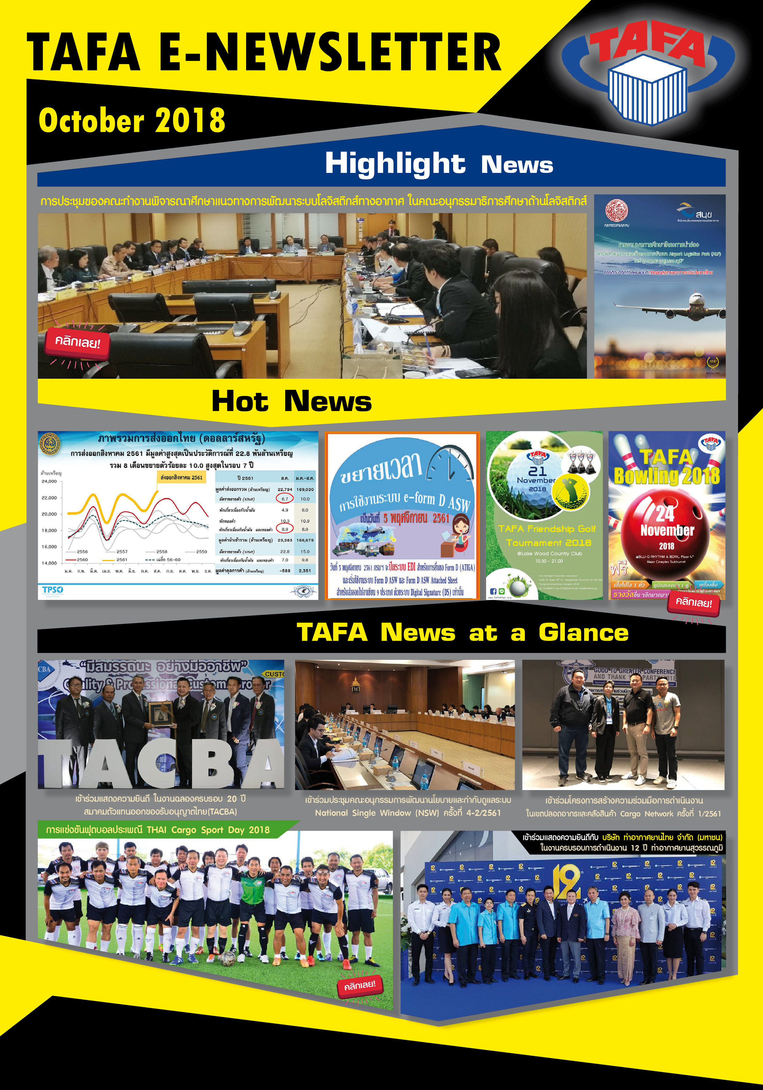 TAFA Newsletter no.10